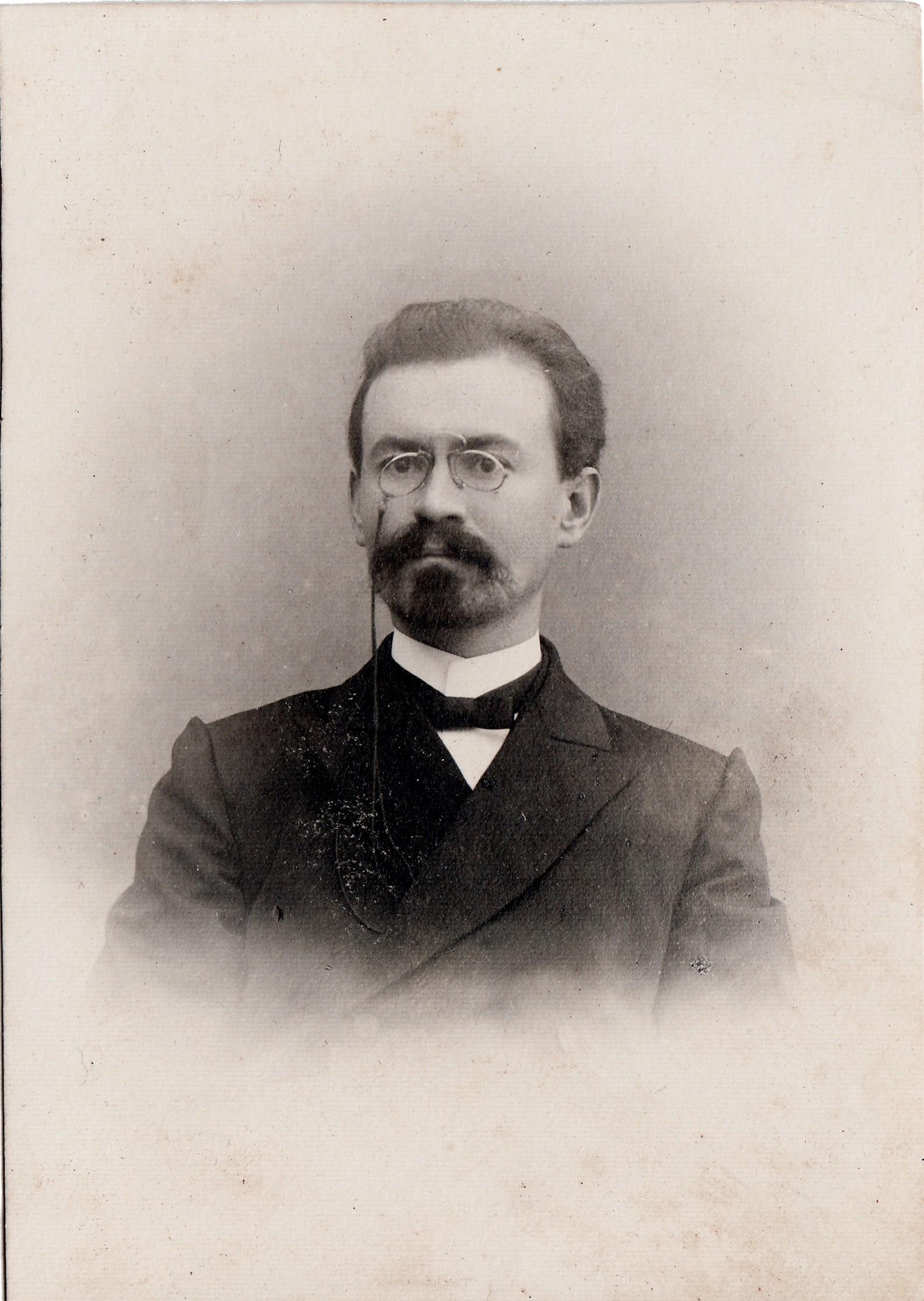 Малицкий Неофит Владимирович, коллежский советник – библейская и церковная история