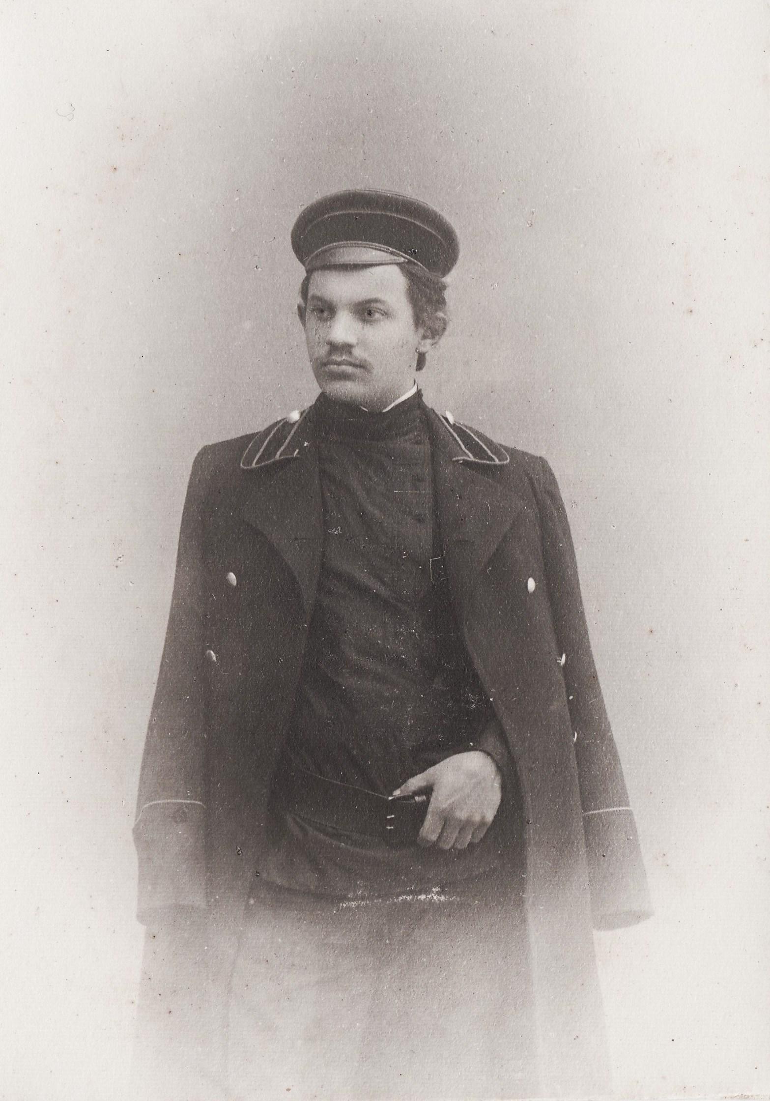 Студент Беляев Иван. I отделение разряд 2.
