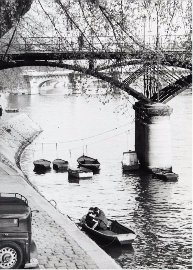 1987. Влюбленные на Сене
