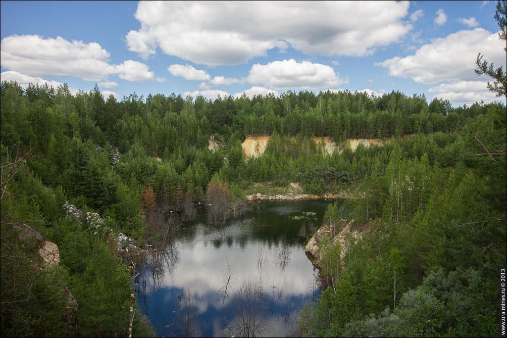 Изумрудные копи Урала: Карьер «Солнечная горка»