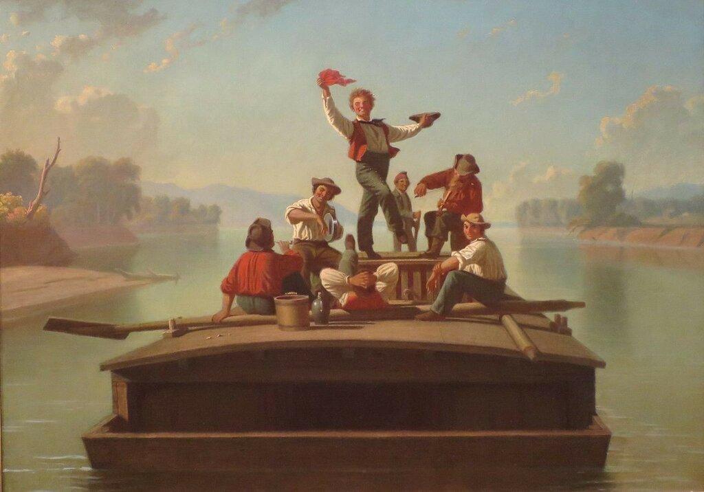 George_Caleb_Bingham_-_'The_Jolly_Flatboatman',_1877-78,_oil_on_canvas,_Terra_Foundation.JPG