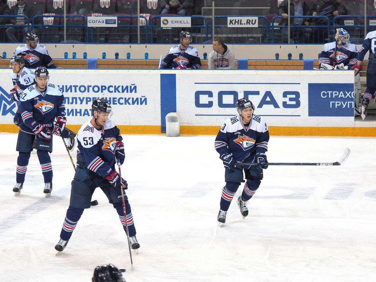 52Металлург - Динамо Москва 21.11.2016
