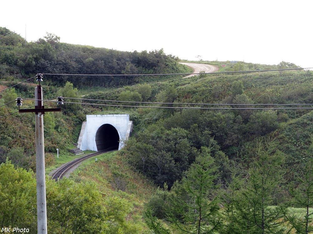 Автодорога над тоннелем 18