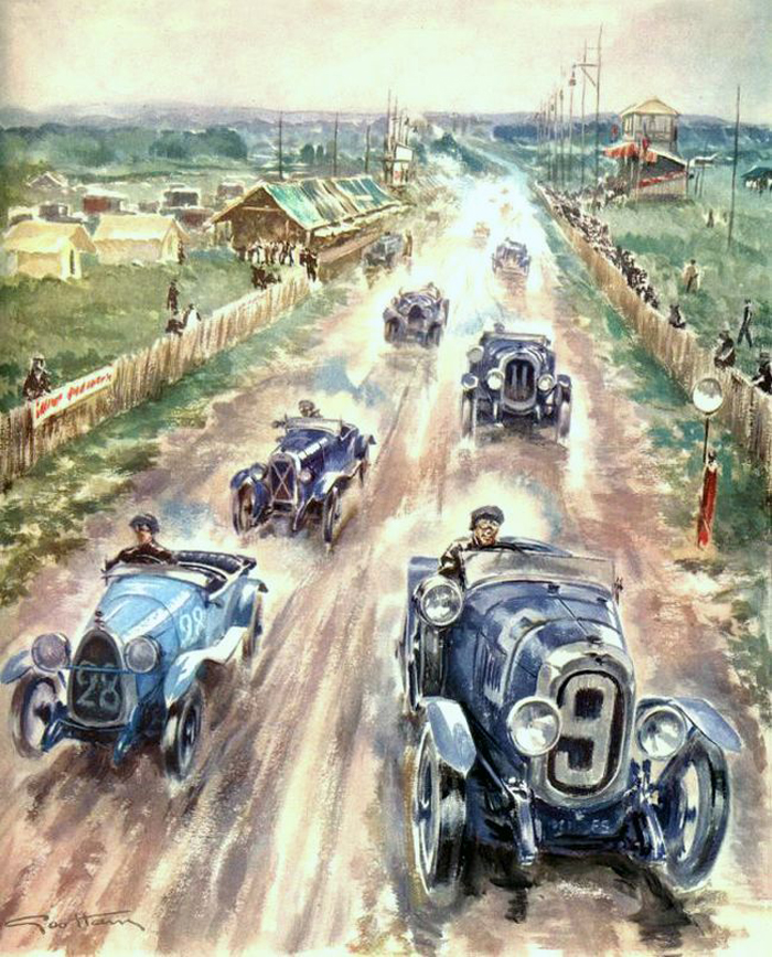 24 часа Ле-Мана в 1923 году
