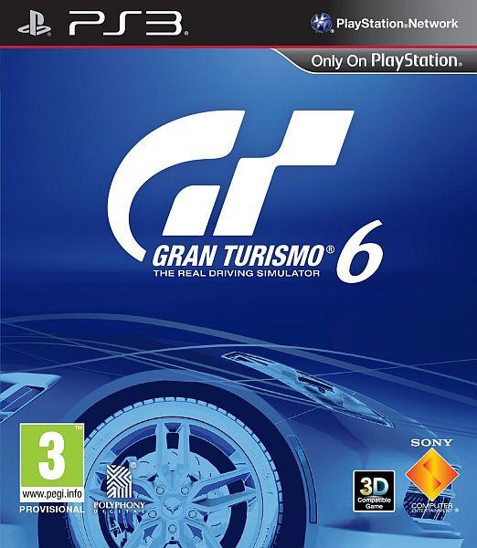 Gran Turismo 6 +DLC [EUR/RUS]