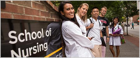 The best choice of nursing university
