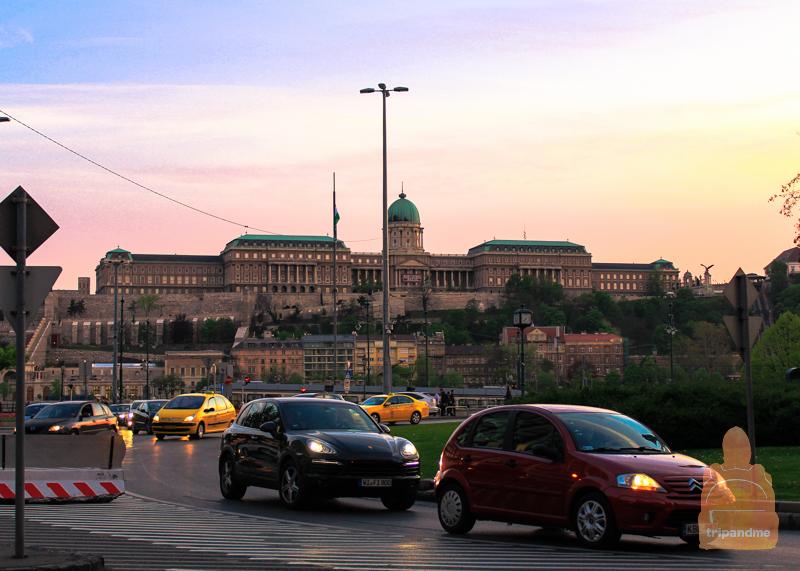 Королевский дворец в Будапеште - как добраться