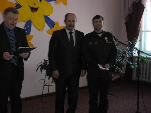 Кузнецов В.А. Кетов С.В. начальник караула Алексеев А.А..JPG
