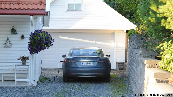 10 признаков начинающегося бума электромобилей (8 фото)