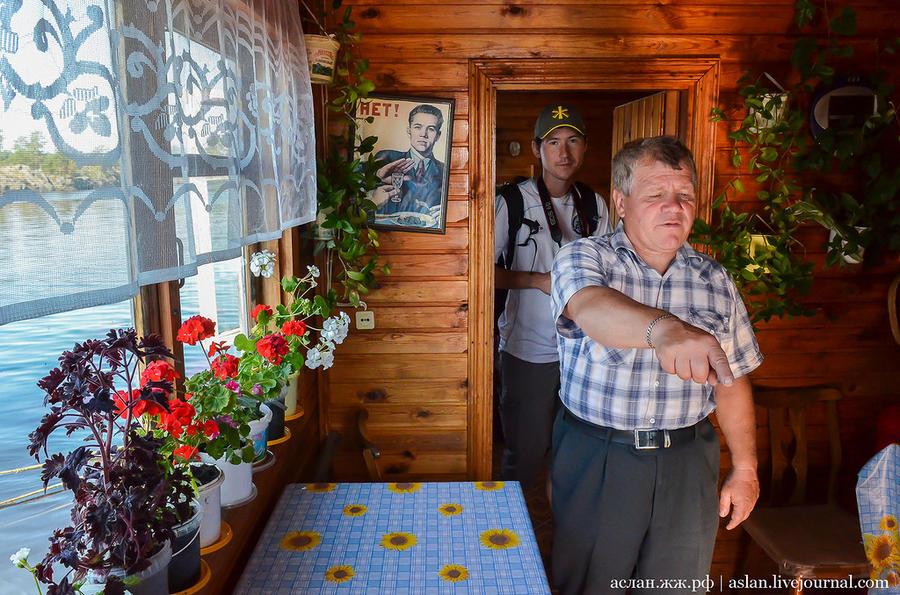 30. В этом домике Николай Владимирович жил аж 10 лет вместе со своей семьей. Трудные были времена.