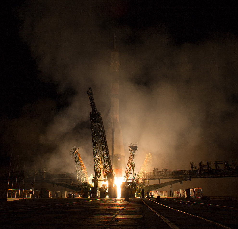 12. Полет до МКС будет проведен по так называемой «длинной схеме» — в течение двух суток после