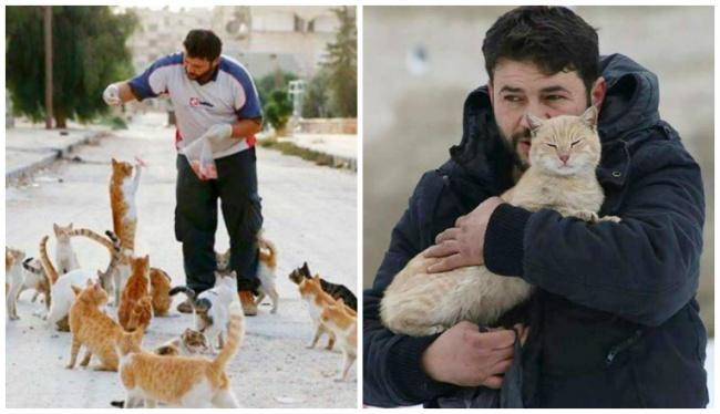 © Nobel Peace Prize to Alaa  Ала Джалил (Alaa Jaleel) изАлеппо каждый день рисковал своей жиз