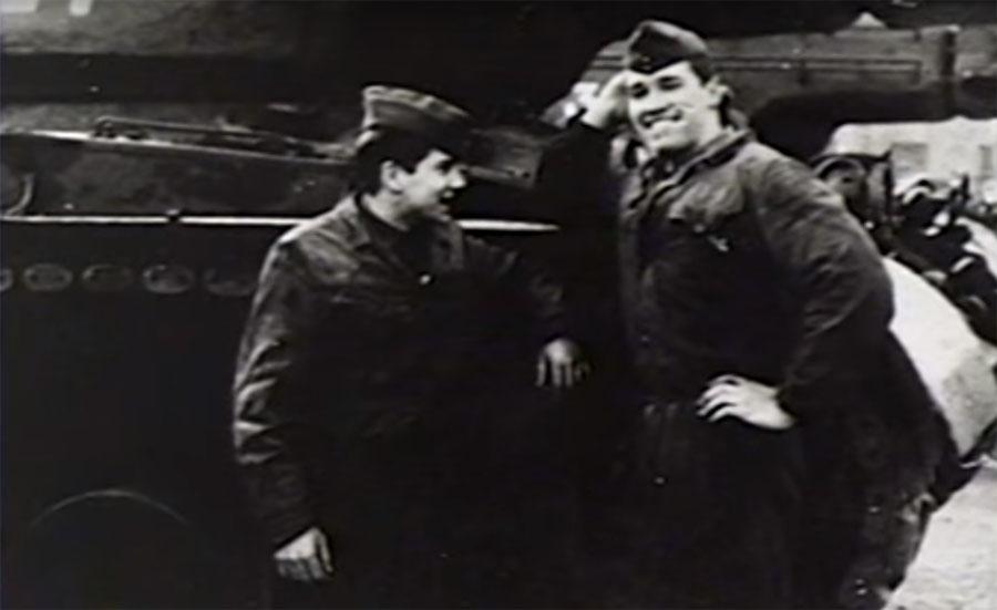 Как Арнольд Шварценеггер в армии служил (6 фото)