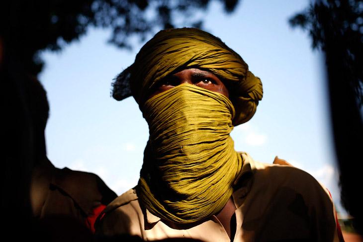 2. Боевик группировки «Селека». Центральная Африка, 10 июня 2014. (Фото Goran Tomasevic | Reuters):