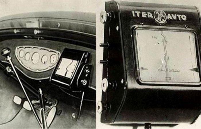 Милое вчера: Iter Avto. Трудно поверить, но первые персональные навигационные системы появились в 19