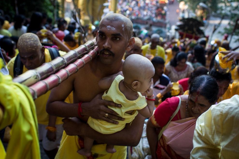 Тайпусам — важнейший праздник тамилов