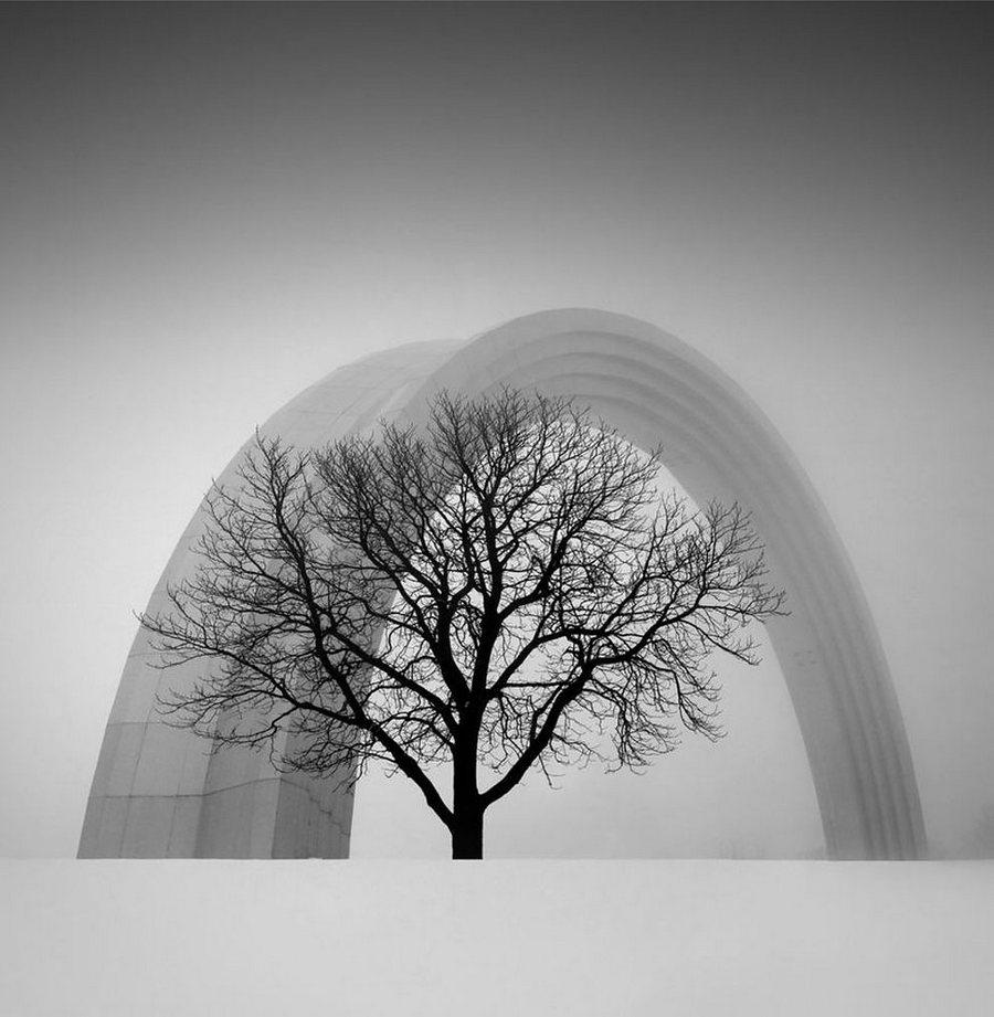 Автор фото: Джеймс Тарри. «Это снимок из серии об изъянах и ошибках в архитектурной фотографии. Кадр