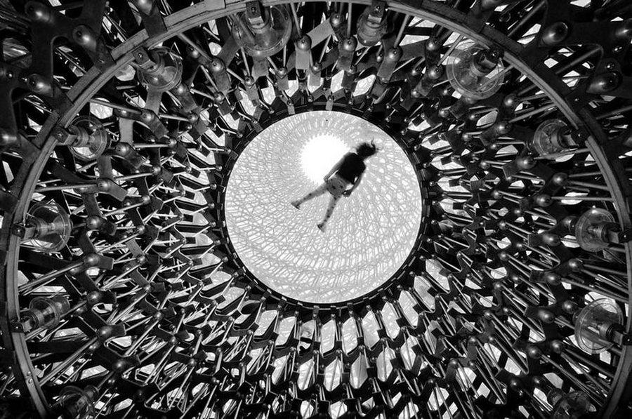 Автор фото: Энрике Хименес-Велилья. «Эта фотография сделана в честь искусных и неизвестных рабочих,