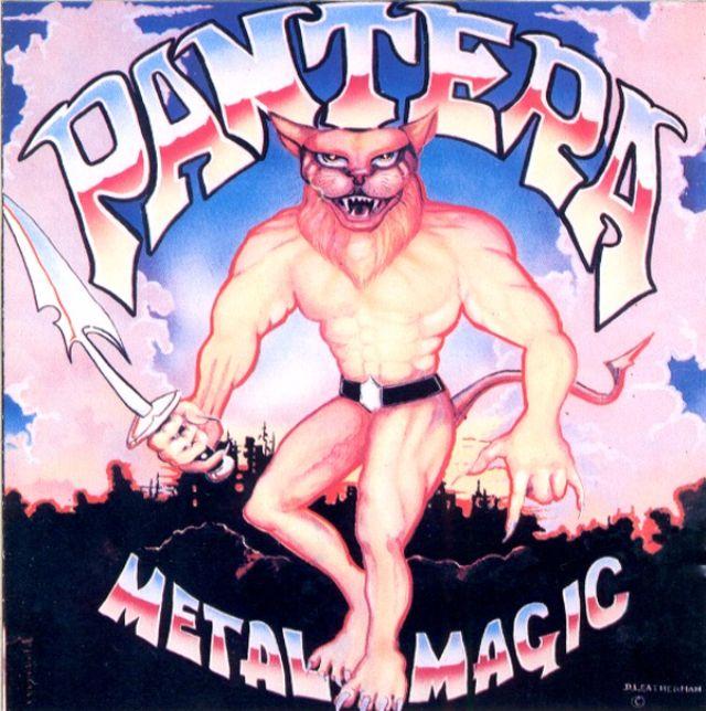 Альбом Metal Magic группы Pantera.