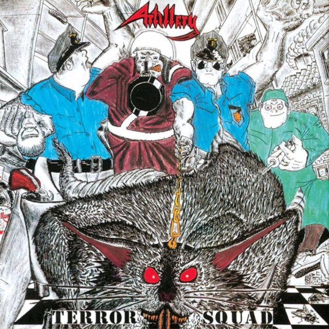 Альбом Terror Squad группы Artillery.