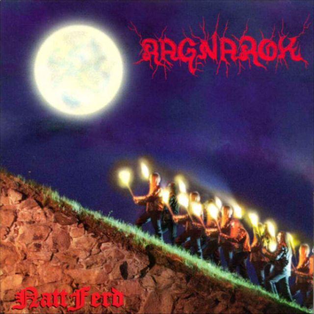Альбом Nattferd группы Ragnarok.