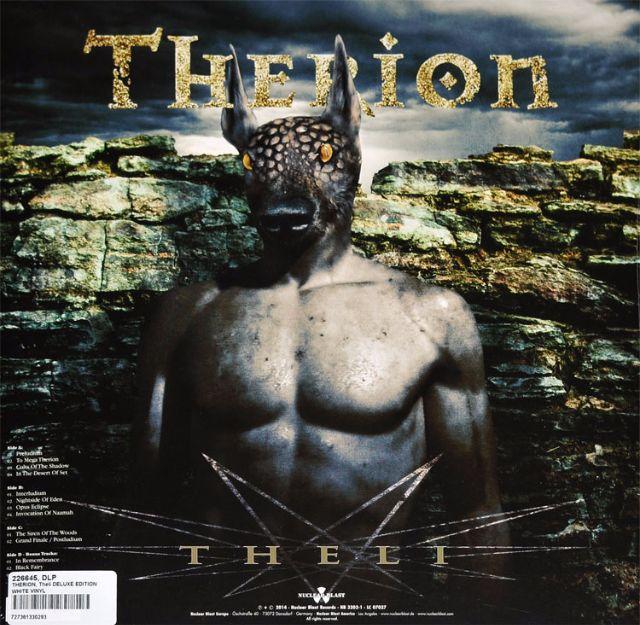 Альбом Theli группы Therion.