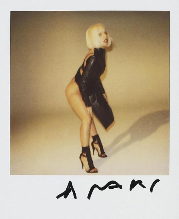 Провокационная Леди Гага в объективе Нобуёси Араки