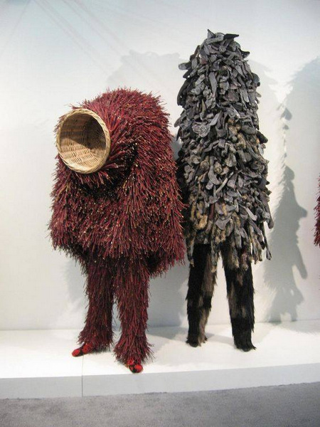 «Звуковые костюмы»: очень странное увлечение Ника Кейва, с помощью которого он хочет изменить мир