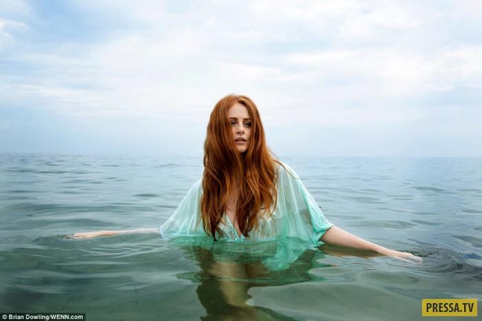 Алина из украинского города Одесса.