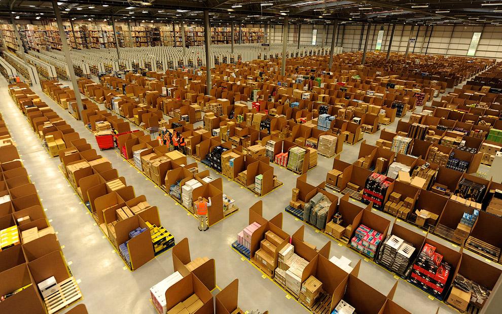 По итогам 2013 года выручка от рекламного бизнеса американского интернет-ритейлера Amazon может