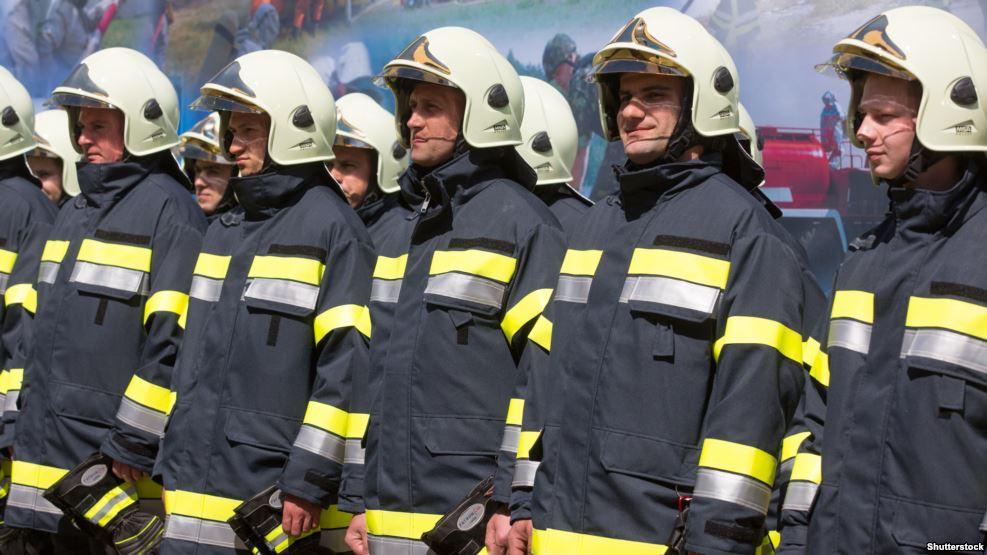 ВУкраинском государстве появятся экспериментальные пожарные бригады в6 областях