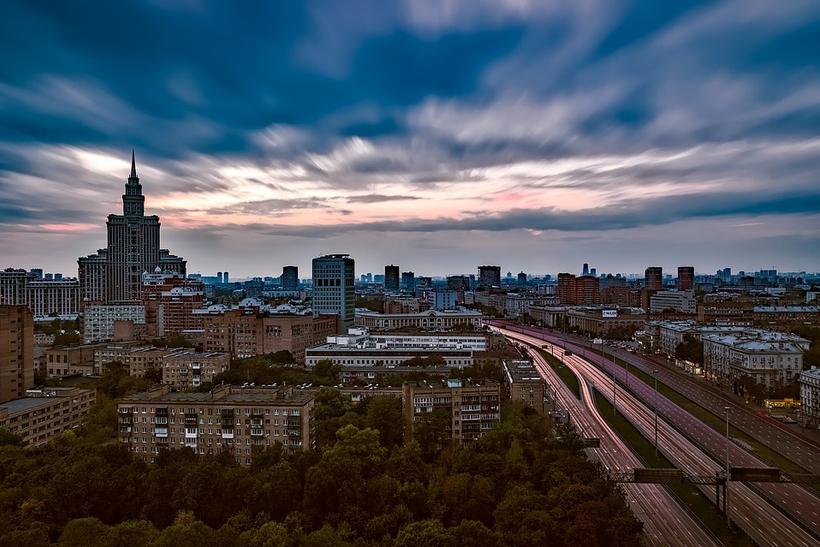Москва иПетербург вошли втоп-10 самых известных городов в социальная сеть Instagram