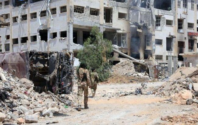 Сирийский Алеппо навсе 100% зачищен отбоевиков