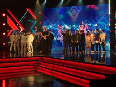 Полтавская группа «Mountain Breeze» прошла вфинал вокального шоу