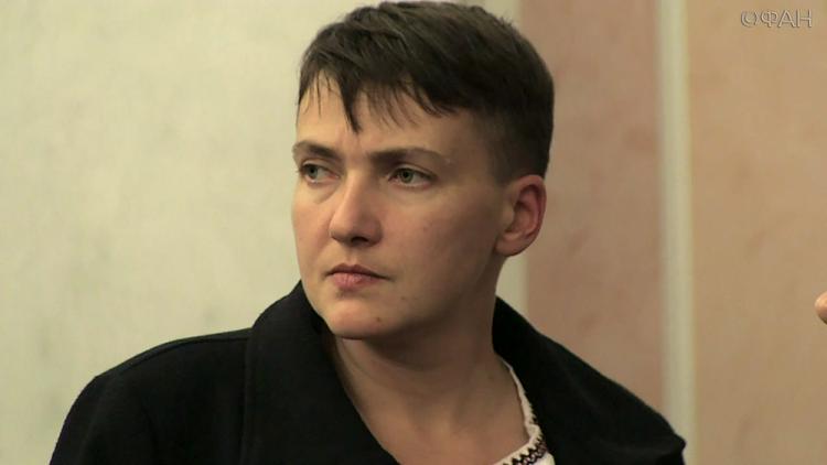 Савченко отказалась считать Захарченко иПлотницкого террористами