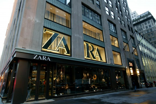 Zara изъяла из русских магазинов ряд товаров
