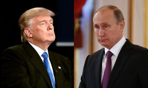 Трамп высказал Путину негодование соглашением оядерном разоружении