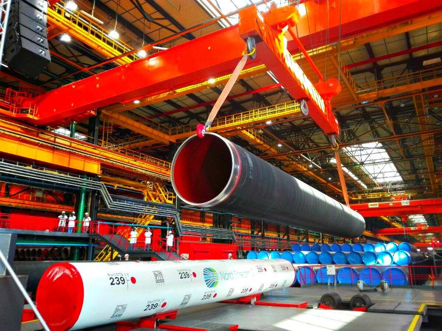 Переговоры о влиянии «Северного потока-2» наэкологию завершат ссамого начала лета