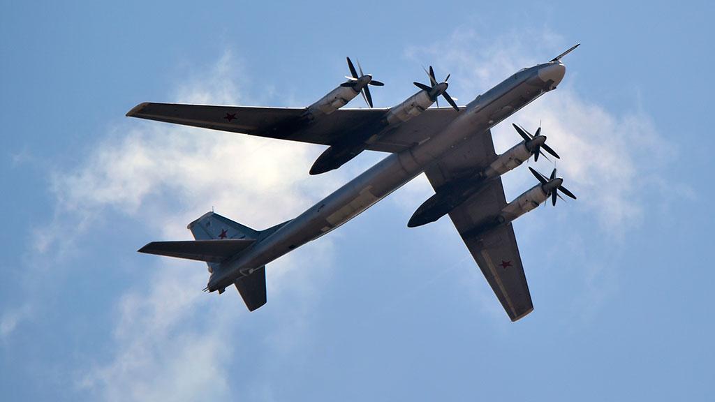 Русские бомбардировщики вновь пролетели около Аляски— Fox News