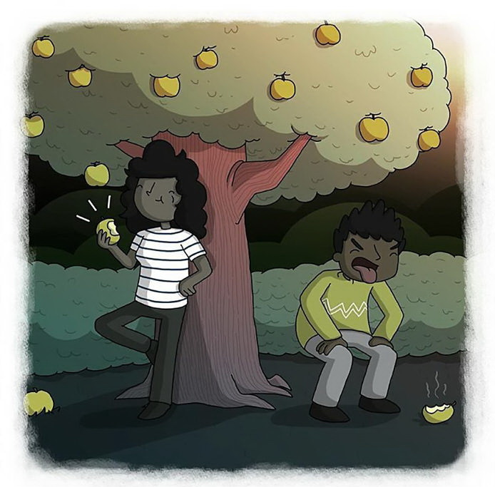 У плодов с одного дерева может быть разный вкус (китайская пословица)