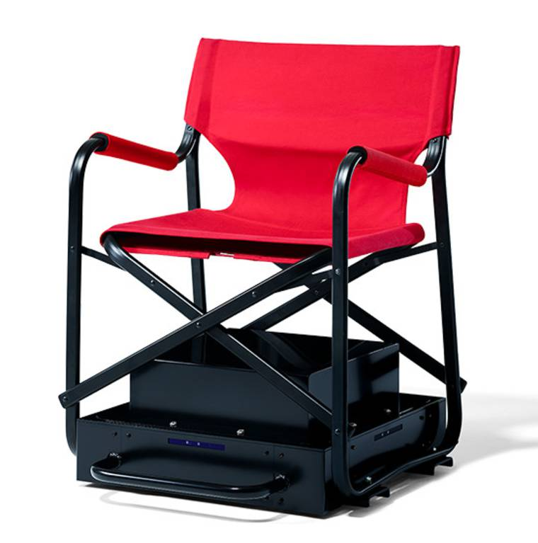ProPILOT Chair - This robot chair is the future of waiting in line