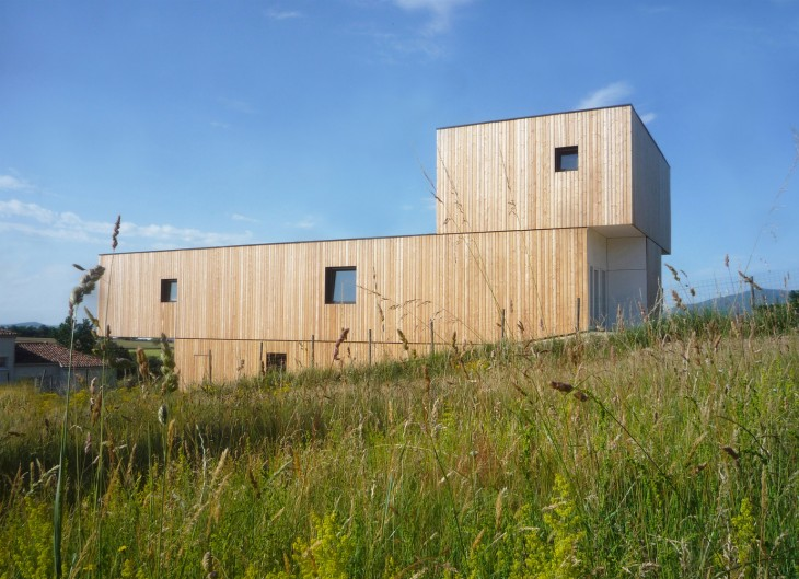 Passive House by Rouby Hemmerle Architectes