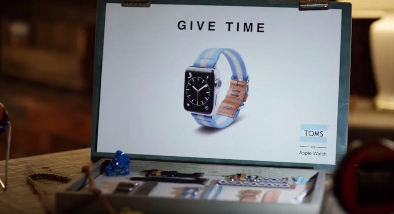 New Apple Watch Bracelets by TOMS (6 pics)