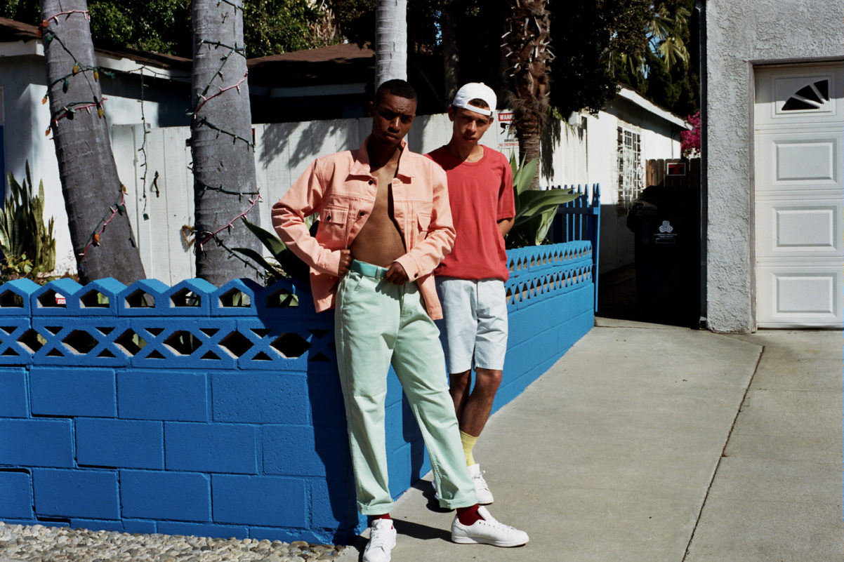 Los Angeles Youth Fashion by Dan Regan