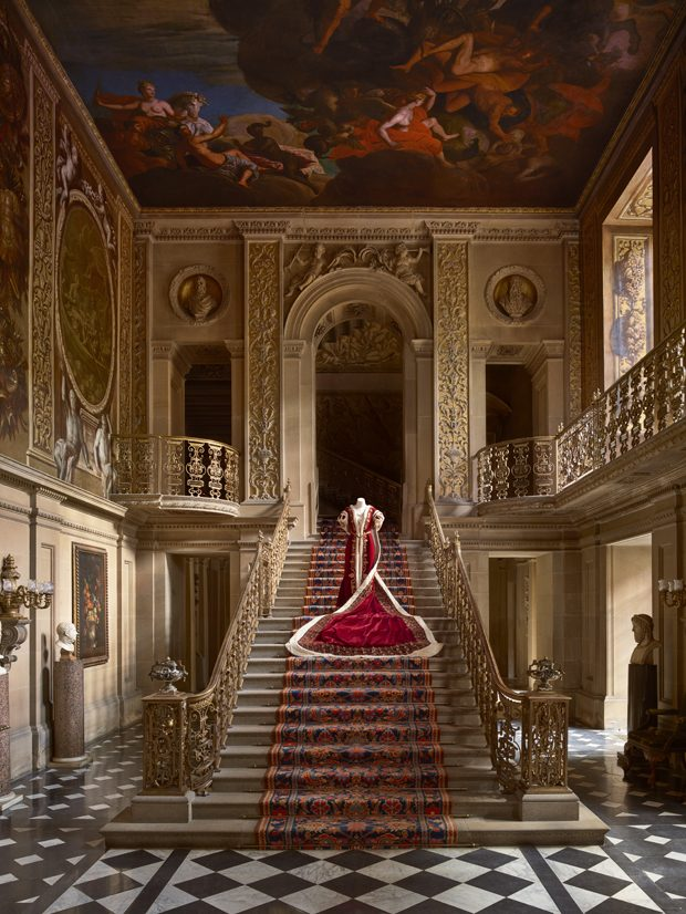 Mistress of the Robes Coronation Gown byThomas Loof