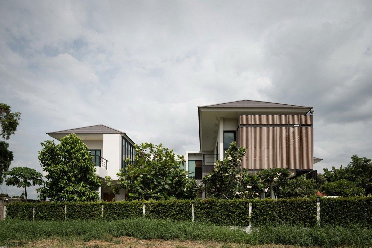 Живая ограда для частного дома