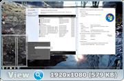 Windows 7 SP1 Максимальная KottoSOFT(x86-x64 ) [v. Весной запахло] [Русская] [2017]