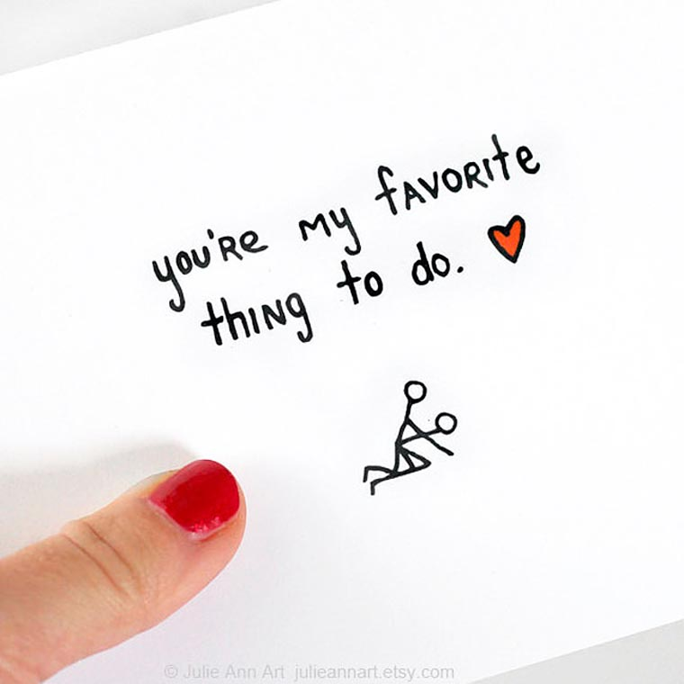 If the Valentine cards were honest (22 pics)