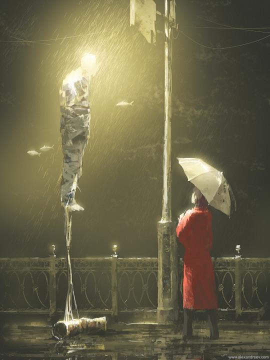 Concept Art by Alex Andreyev
