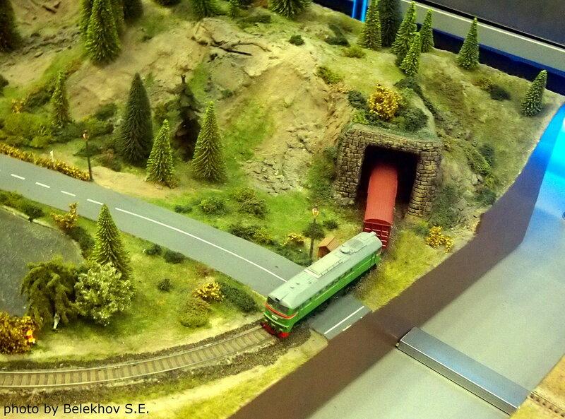 нано-поезд